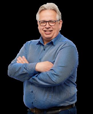 Directeur Albert Vermeulen.