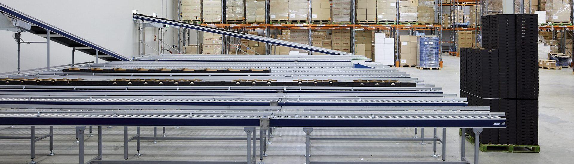 Supply Chain & Internal Logistics.