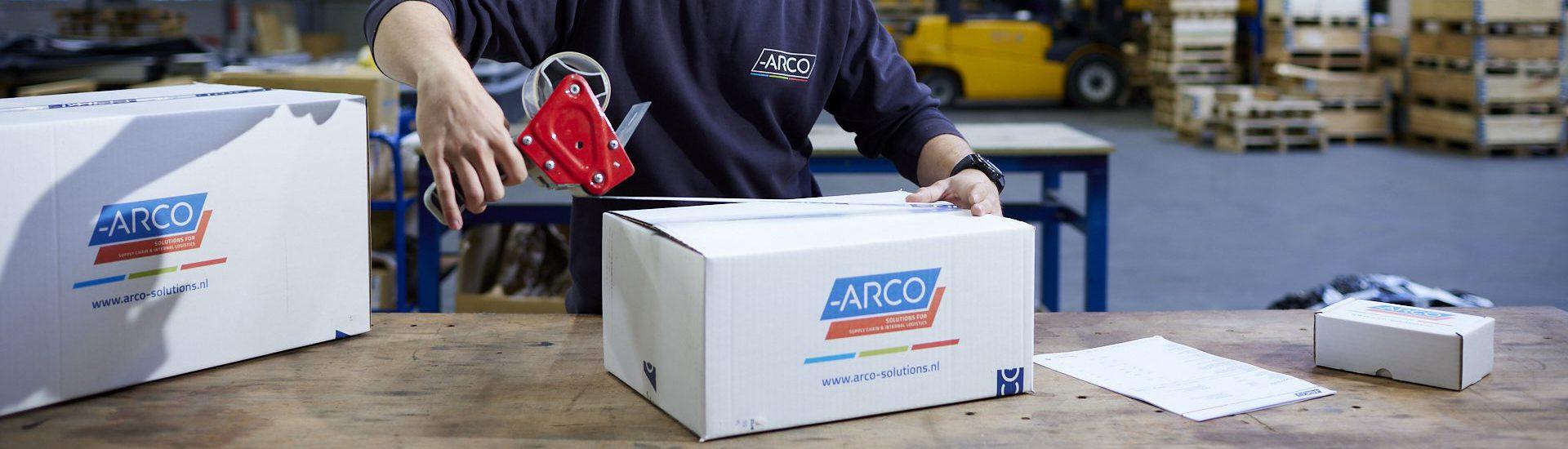 logistiek ARCO