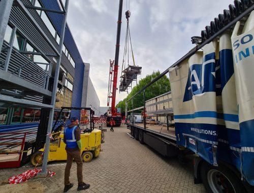 DHL inpaklijn ARCO