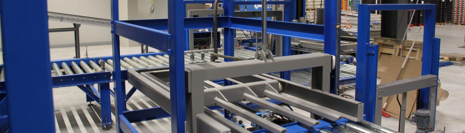 Pallet stapelaar ARCO-Solutions.