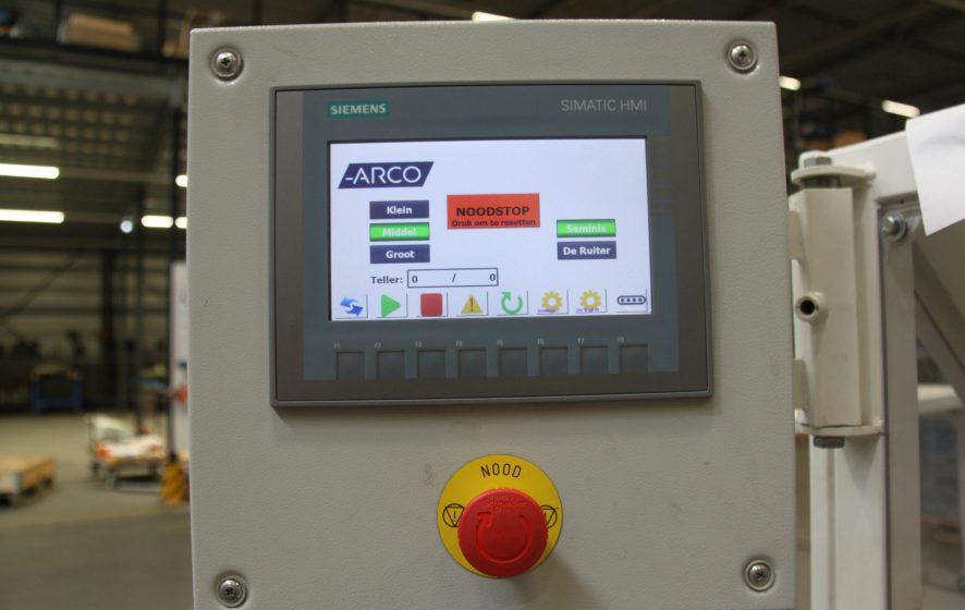 AGR software besturingskast.