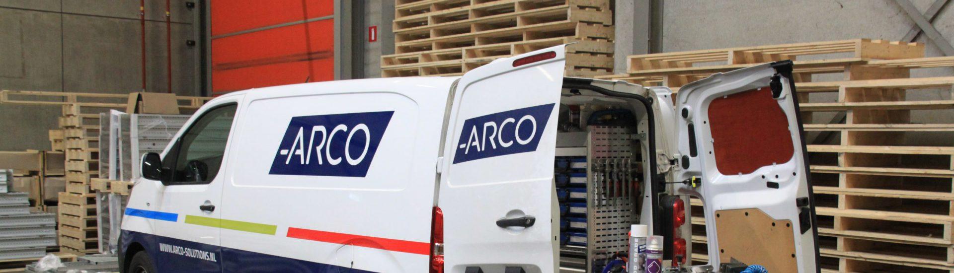 Arco bedrijfswagen