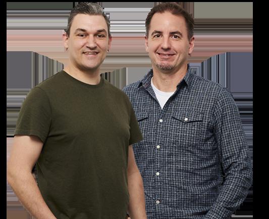 Innovatie - Jean Pierre en Stefan