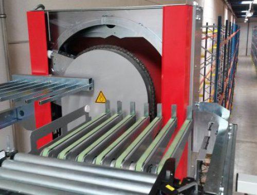 Transportband lift