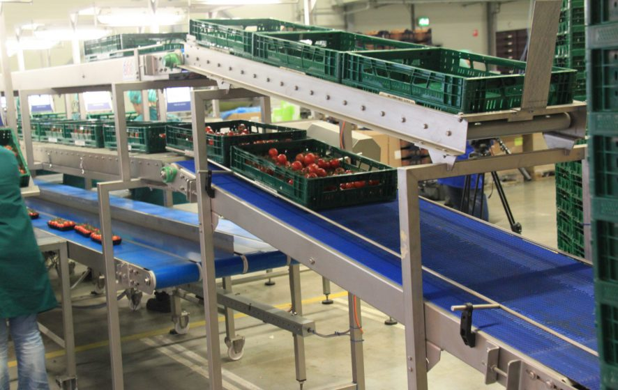 Triple deck system Arco-solutions.