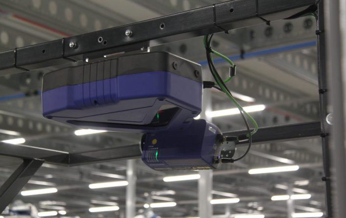 Barcodescanner ARCO-Solutions.