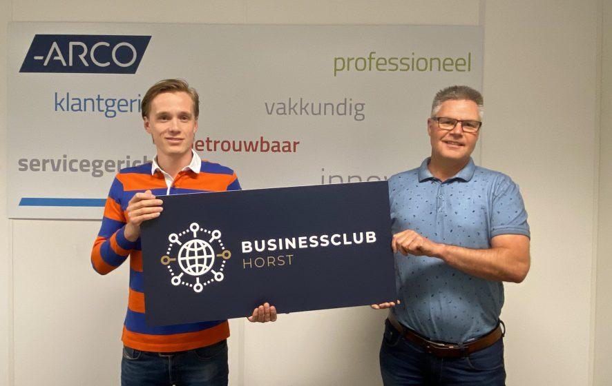 Troste partner van Businessclub Horst.