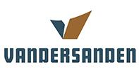 Logo van der sanden